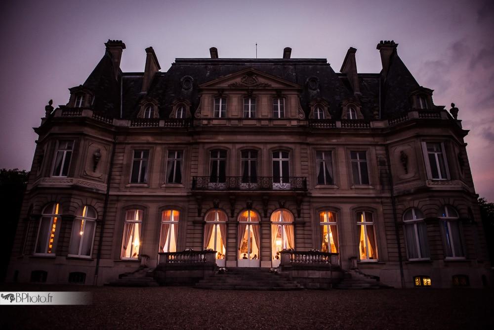 photographe mariage chateau de dangu