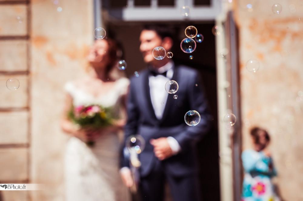 bulles mariage
