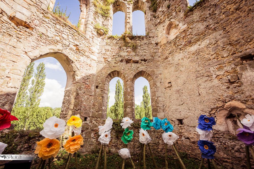 château royal du vivier cérémonie laïque