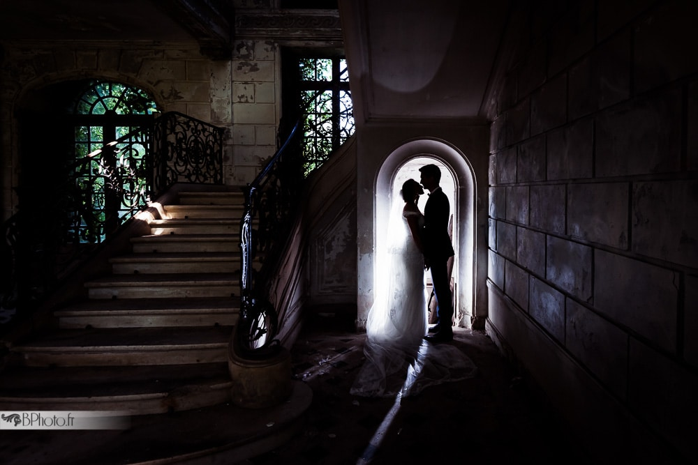 trash the dress lieu abandonné urbex