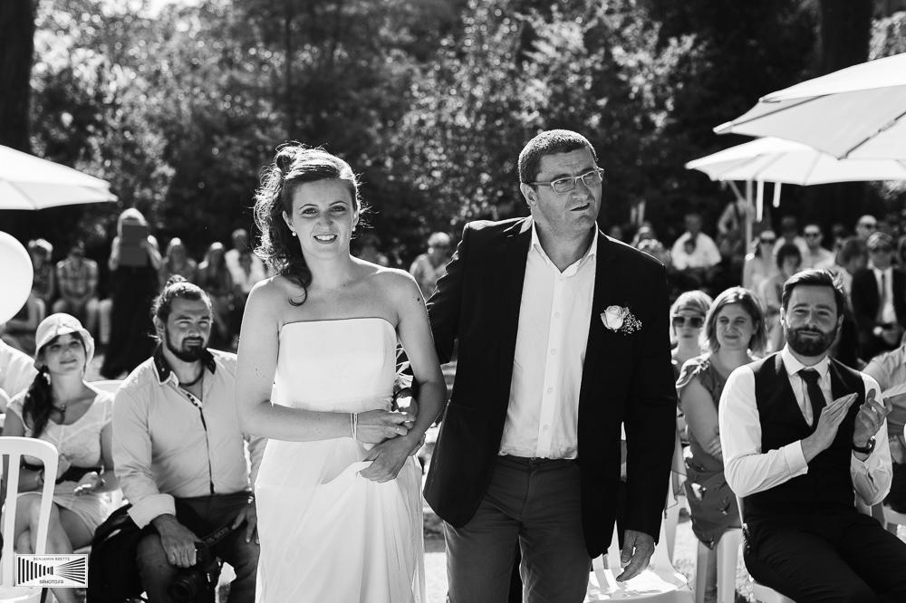 cérémonie laique mariage domaine de vavril