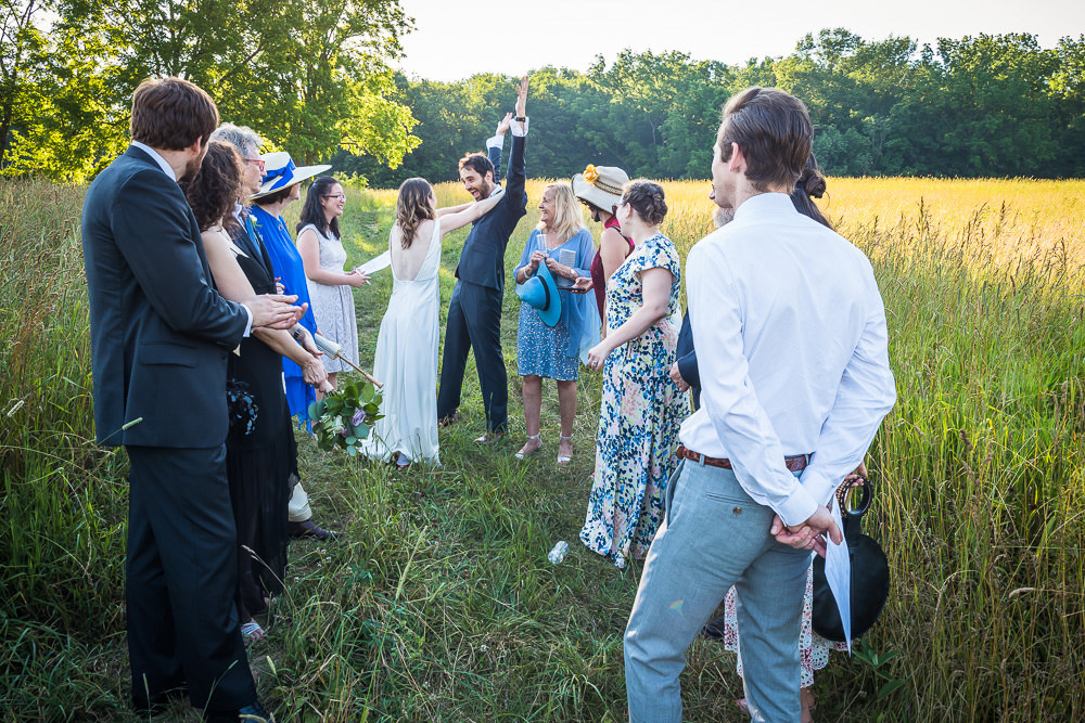 Mariage dans le New Jersey proche New York