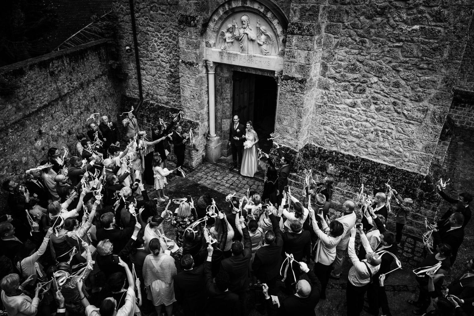 cérémonie de mariage - photographe mariage paris